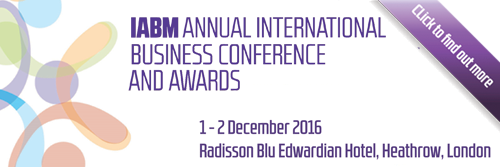 The IABM Business Conference and Awards 2016