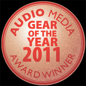 Audio Media Gear Of The Year 2011